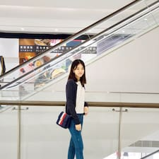 宇婷 User Profile