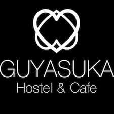 Guyasuka felhasználói profilja
