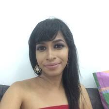 Dharine User Profile