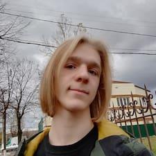 โพรไฟล์ผู้ใช้ Илья