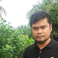 Sahazwan felhasználói profilja
