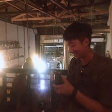 Профиль пользователя 지훈