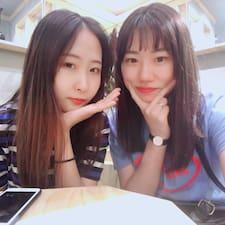 Profil utilisateur de Wenjing