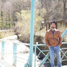 Bilal - Uživatelský profil