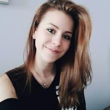 Ksenia Kullanıcı Profili