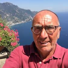 Alferio Superhost házigazda.
