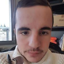 Profil Pengguna Maxime