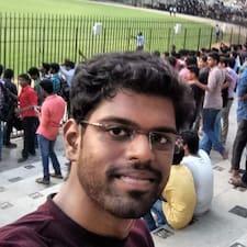Perfil de usuario de Venkateswaran