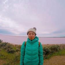 Chieh-Yi User Profile
