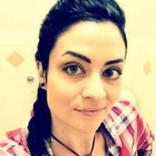 Jillian felhasználói profilja