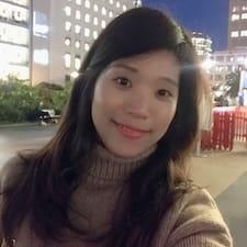 Mikyung的用戶個人資料