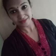 Nehaa felhasználói profilja