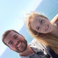 Kris & Audrey Brukerprofil