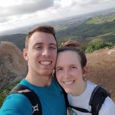 Garrett & Brittany - Uživatelský profil