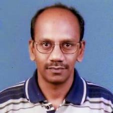 Profil utilisateur de Ramana Murthy