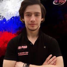 Το προφίλ του/της Kirill