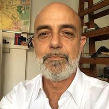 Profil utilisateur de Luigi Giuseppe