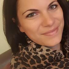 Vera felhasználói profilja