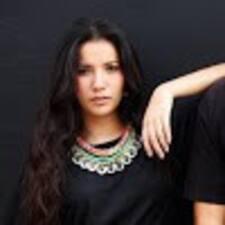 Ximena felhasználói profilja