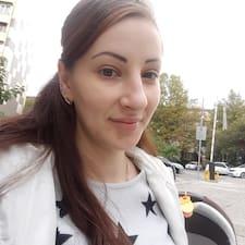 Nutzerprofil von Ксения