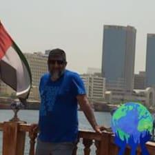 Abu - Uživatelský profil