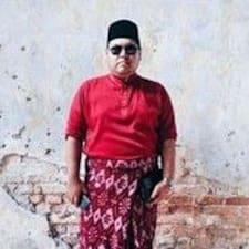 Azri Fahmi felhasználói profilja