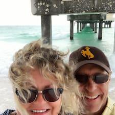 Chris & Kathy to Superhost.