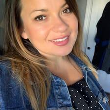 Vanessa felhasználói profilja