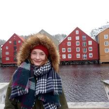 Användarprofil för Justyna