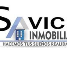 Inmobiliariia felhasználói profilja