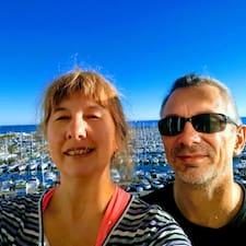 Chez Max & Katrin felhasználói profilja