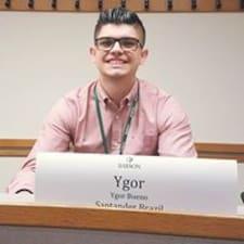 Профіль користувача Ygor