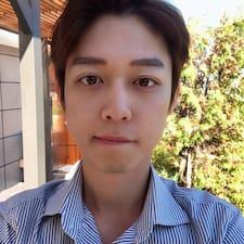 Perfil do utilizador de Taeheon