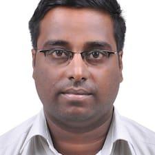 Perfil de usuario de Vijayan
