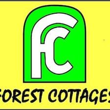 Perfil do usuário de Forest
