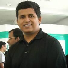 Perfil de usuario de Santhosh Kumar