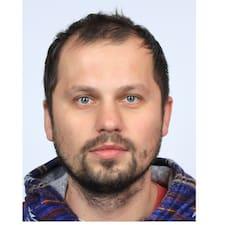 Användarprofil för Andriy