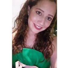 Maria Luisa felhasználói profilja