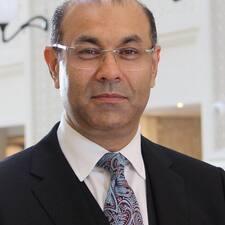Ehtisham felhasználói profilja