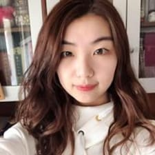 Zixuan felhasználói profilja