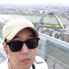 Profil utilisateur de Jongok