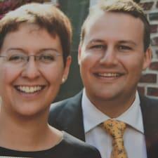 Geoffroy & Ana felhasználói profilja
