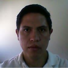 Användarprofil för Joaquin