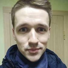 Profil Pengguna Артур