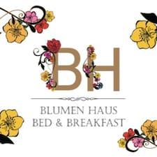 Blumen Haus User Profile