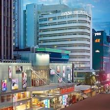 ANSA Hotel Kuala Lumpur felhasználói profilja