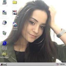 Ariadne felhasználói profilja