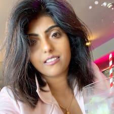 Profil korisnika Aparajitha