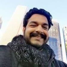 Ajeesh User Profile