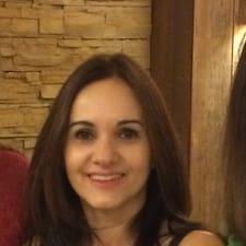 Profil utilisateur de Isabel Cristina